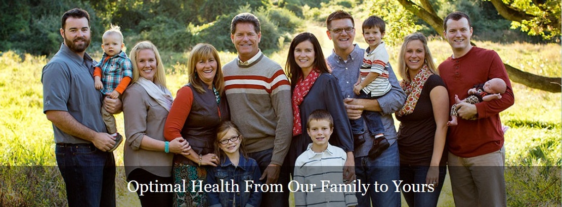 Family photo, Family Chiropractic and Wellness